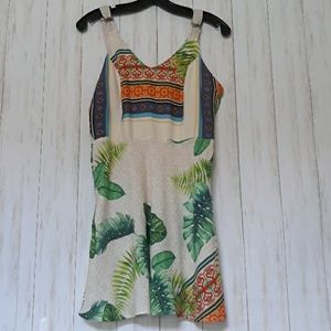 Floral dress  size P BY Frida